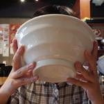 50958699 - 野菜が細かくカットされており食べやすいタンメン