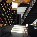 アンテヴォルテ - 階段を2階へ上がると同時に特別な時間が始まります