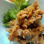 旬彩小料理 満まる - ふき味噌。