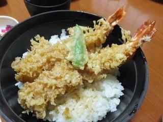 割烹 嶋村 - 金ぷら丼