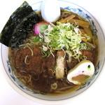 ラーメン泰龍 - 料理写真:かつ入りラーメン_870円