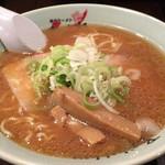 梅光軒 - 醤油ラーメン750円