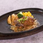 伊勢赤鶏モモ肉の味噌焼き