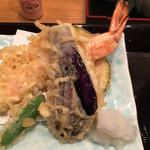 50966055 - 手抜きなしの天ぷらです