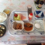 ほりい荘 - 料理写真: