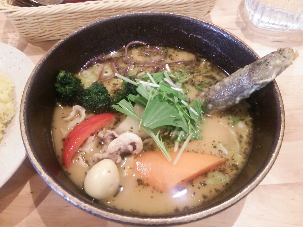 札幌スープカリー 荒谷商店