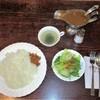 ティールーム高山 - 料理写真:ビーフとナスのカレー
