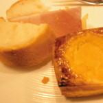 50967012 - サンドイッチが一番おいしかった