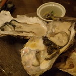 Bistro&Bar es - 宮城県THE☆BIG生牡蠣