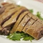 鴨肉扁 - 料理写真: