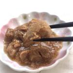 中村屋 - まぐろの味噌煮?