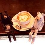 Cafe de 武 - カフェラテ