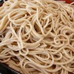 信州そば処 きりさと - 瑞々しいお蕎麦