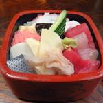 50972018 - ちらし寿司1,296円