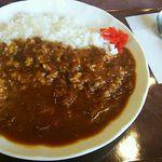 レストラン&ミュージアムショップ ムエール - 料理写真:北インド風カレー700円(税込)