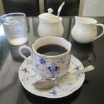 カフェ・ド・クレール - 炭焼コーヒー