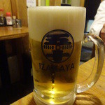 IZAKAYA50 - 生ビール:490円外税