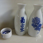 俵や - 日本酒:600円