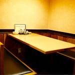 風来坊 - テーブル席