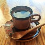 停車場ガーデン - ドリンク写真:たんぽぽコーヒー