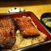福利 - 料理写真:うな重2切れ(1550円)