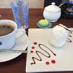 サロン・ド・テ 名古屋ふらんす - 料理写真:コーヒーとフランコロン