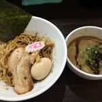 自家製麺 5102 - 塩つけ麺・改(2016.5)980円