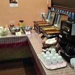 ウェルカム カトマンズ アジアキッチン&バー - ブッフェスペース
