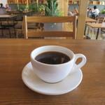 カフェ ポー - 本日のドリップコーヒー(深煎り)