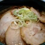 パンケ - 味噌チャーシューラーメン