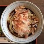 浅ひろ - 料理写真:きしめん