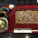 太田屋 助右衛門 - 料理写真:十善そば(1,000円)