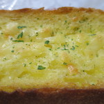 ビギー - ガーリックチーズフランスドアップ