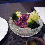 ホテルパールシティ気仙沼 - 料理写真:もうかの星~☆