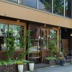カフェレストラン Qナイン - 2016年5月 外観