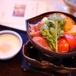 ホテルハーヴェスト - 信州牛のトマト鍋