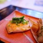 ホテルハーヴェスト - 鮎魚女菜種焼き
