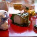 ホテルハーヴェスト - 鯛小袖寿司