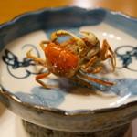 河童の川太郎 - 沢蟹