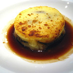 レストラン ペルージュ - メイン肉料理