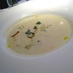 レストラン ペルージュ - スープ