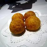 レストラン ペルージュ - アミューズ(4人分)