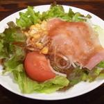 オムライスの店 Tanpopo - セットサラダ