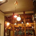 ポイント・ウェザー - 元は古い一軒家 エキゾチックとノスタルジックの融合
