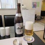 カフェ・ド・クレール - アサヒビール中瓶2016.05.14