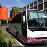 WILLER EXPRESS Cafe - 基本的には、ウィラーエクスプレスの高速バス乗車客用の待合向けだ。