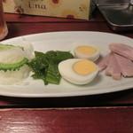 Tsukemensakura - つけ麺の具