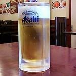 龍城飯店  - 生ビール
