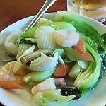 50993411 - 500円!海鮮と季節野菜炒め
