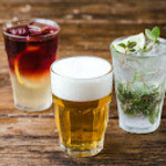 J.S. BURGERS CAFE - バーガーに合うアルコール類もご用意しております